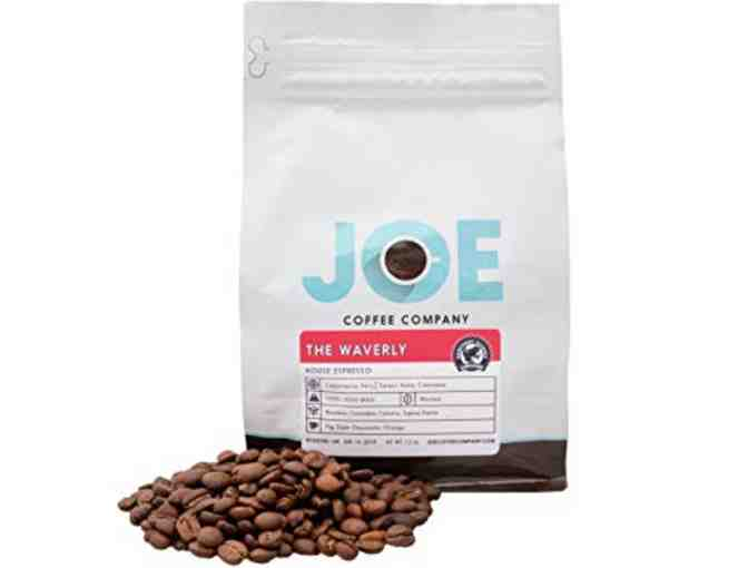 Joe Coffee: 15 Free Drink Cards + The Waverly House Espresso Beans