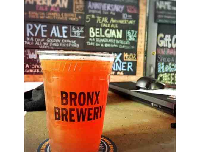 The Bronx Brewery's Taproom: $50 Gift Certificate