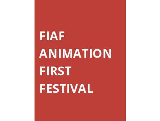 French Institute Alliance Francaise Animation First Festival: Pair of Passes (Jan 2019)
