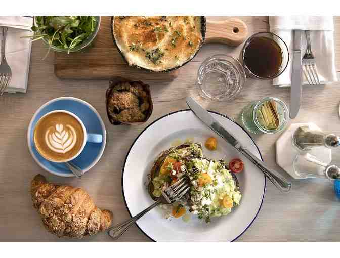 Bluestone Lane: $50 Gift Card + One Free Drink