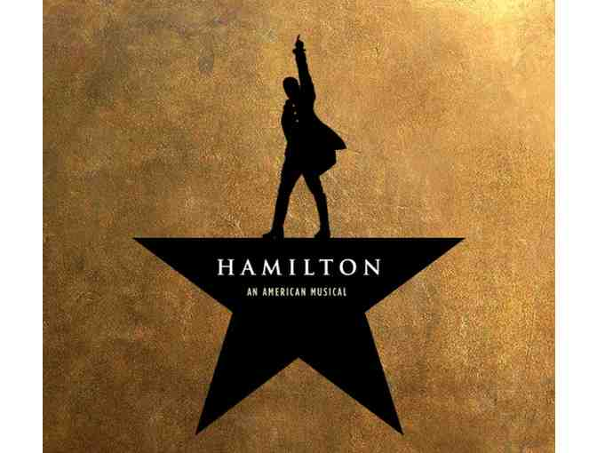 Hamilton: Four Tickets to the Broadway Musical