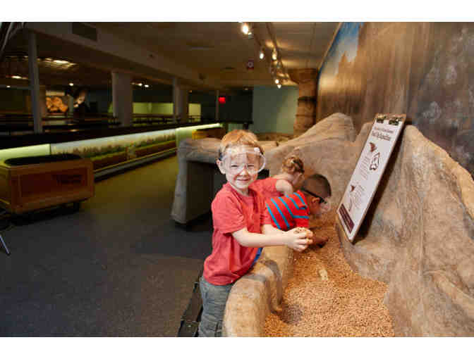 Philadelphia Getaway: 6 VIP Tickets to the Academy of Natural Sciences
