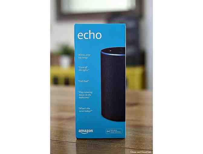 Echo with Alexa Voice Service