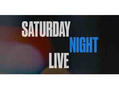 2 Tickets to Saturday Night Live