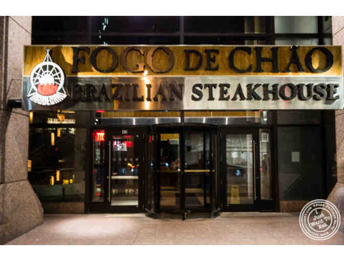 Fogo de Chao: Dinner for 2