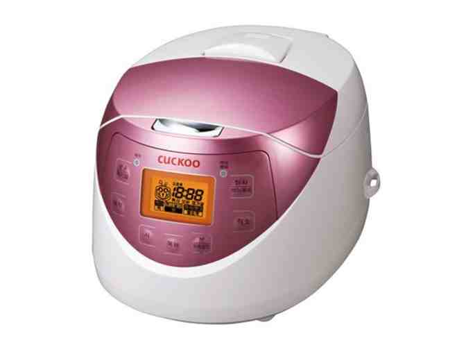 Rice Cooker (Cuckoo CR-0631F)