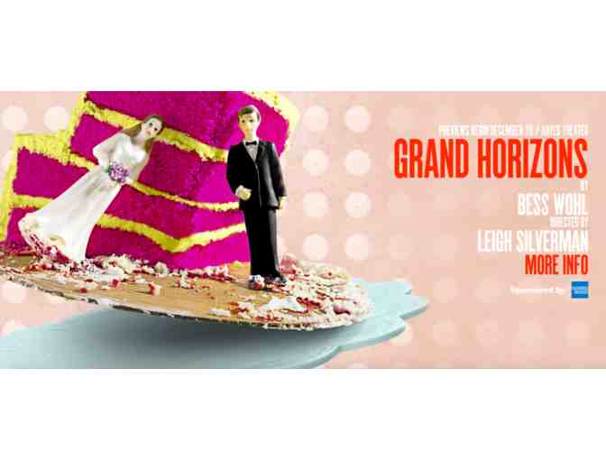 GRAND HORIZONS: 2 Tickets