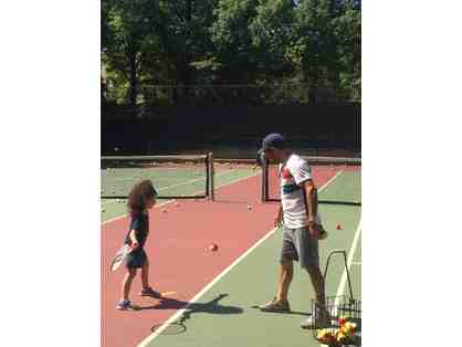 Tennis with Leo (for Kids)