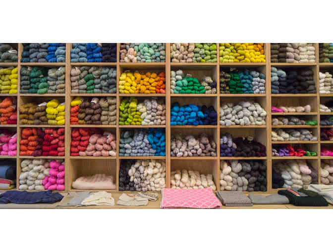 Purl Soho Gift Card to Supply Store for Knitting, Sewing, Crocheting Weaving & Embroidery