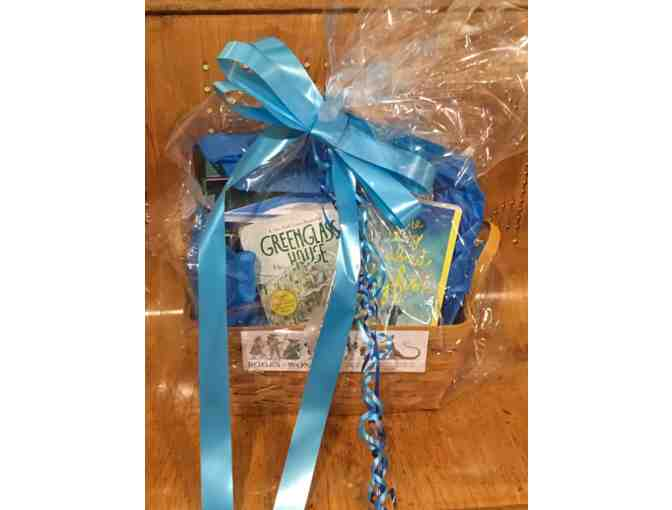 Books of Wonder Young Adult Reader Gift Basket