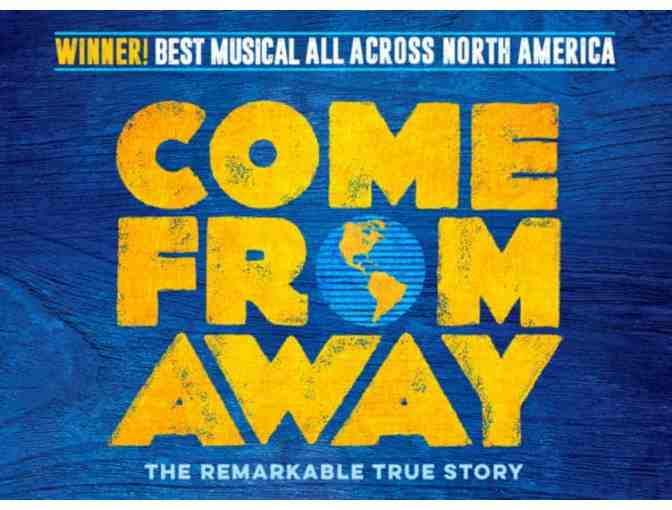 Come From Away: Tickets, Musical Quote & Autographed Vinyl