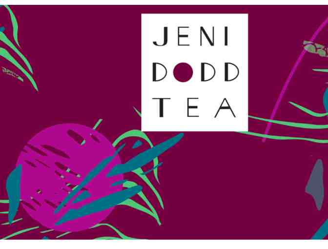 Tea Tasting with Certified Tea Specialist Jeni Dod