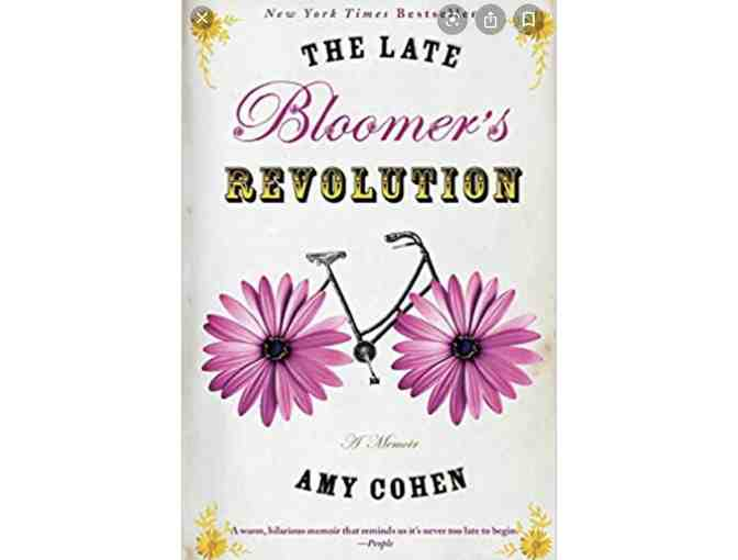 Your Memoir with Amy Cohen