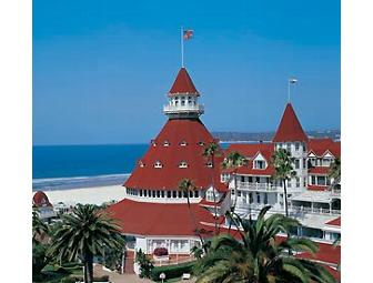 Explore the beauty of San Diego and the Hotel Del Coronado