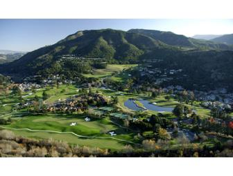 Carmel Valley Ranch Golf Getaway