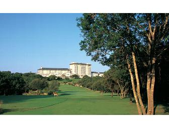 Hill Country Golf Getaway at Barton Creek Resort and Spa in Austin, TX