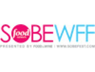 Enjoy the Food  Network South Beach Wine & Food Festival presented by Food & Wine