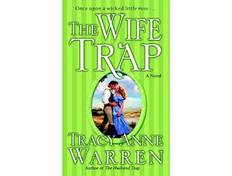 Personalized Autographed Novels by Bestselling Author Tracy Anne Warren