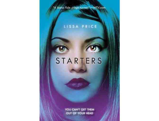 YA Futuristic Thriller Series 'Starters' by Lissa Price & $110 Bookstore Gift Card