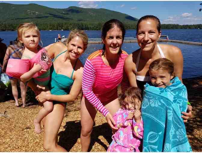 Wyonegonic Camps - $500 voucher for Family Camp