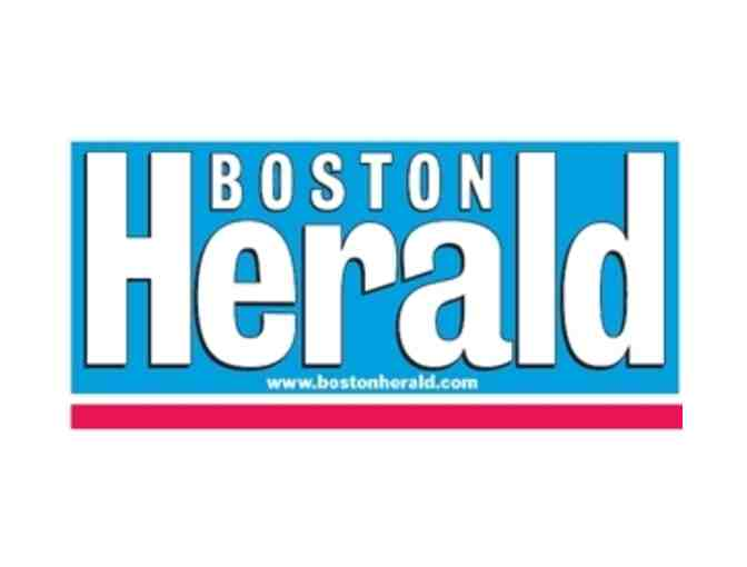Meet and Tour with the Editor of Boston Herald, Joe Sciacca