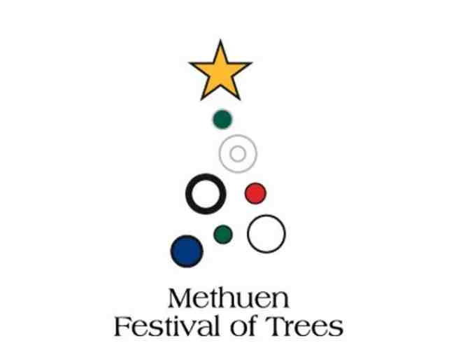 2019 Festival of Trees Admission Package