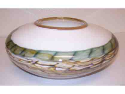 GartnerBlade Large White Opal Bowl