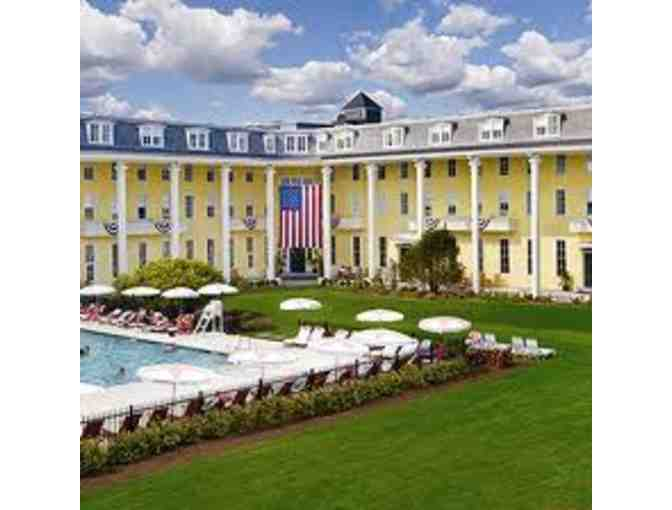 Oceanfront Congress Hall 2 Night Getaway Package + A Day in Cape May Package