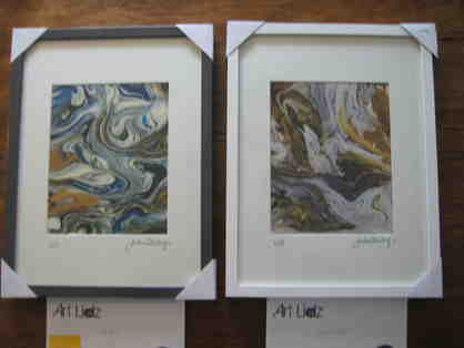 Two Prints Donated by ArtLidz - Reduced