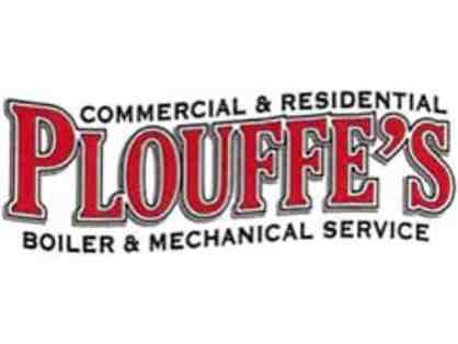 $100 Gift Certificate for Plouffe's Boiler & Mechanical Service