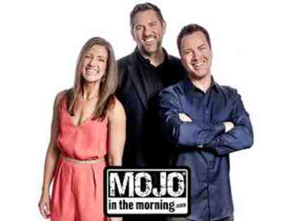 Mojo in the Morning -- In Studio Tour and Live Broadcast!