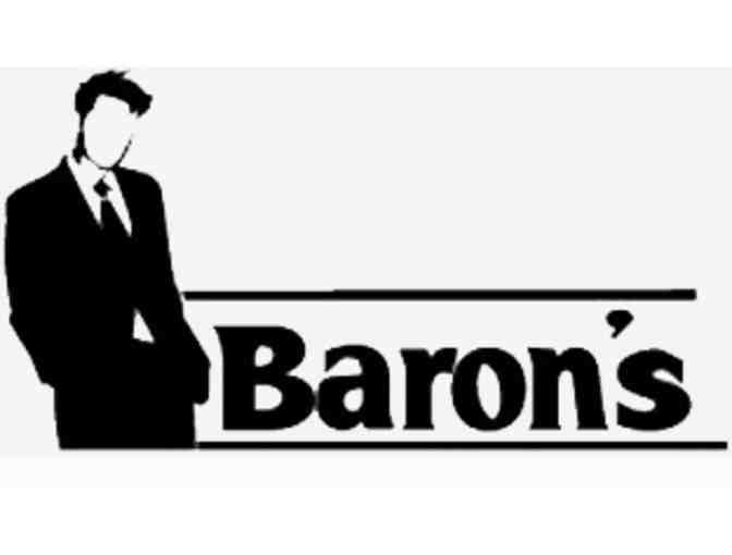 Baron's Menswear - $100 Gift Coin - Photo 2