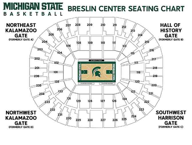 MSU Basketball vs Maryland, Saturday, February 15, 2020  - 2 Great Tickets and Parking! - Photo 4