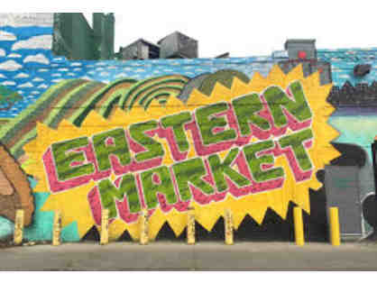 Eastern Market Art and Mural Tour for 15