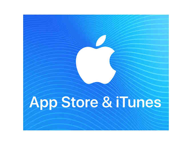iTunes Gift Card #4 - $50