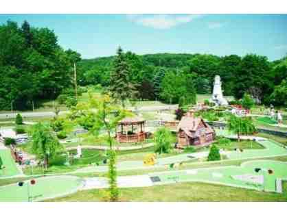 Cedarland Amazement Family Fun Center, 2 Mini-Golf Passes & 2 Play Center Passes