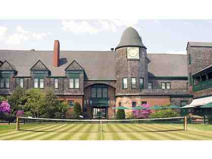 International Tennis Hall of Fame, Newport, RI - 2 Museum Passes