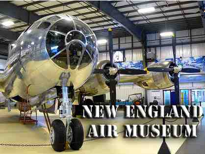 New England Air Museum - 2 Passes