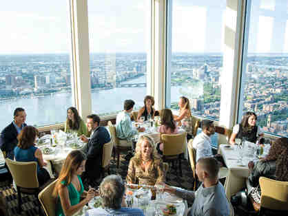 Top of The Hub - Sunday Brunch for 2 & Admission to the Skywalk Observatory