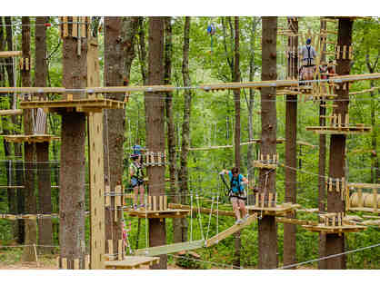 TreeTop Adventures, Canton, MA - 2 Tickets