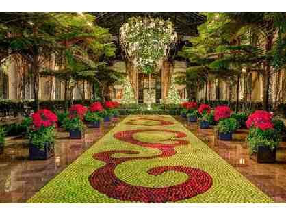 Longwood Gardens, Kennett Square, PA - 2 Tickets