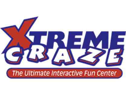 XtremeCraze - One Session of Laser Tag or Inflatable Air Park for up to 5 People