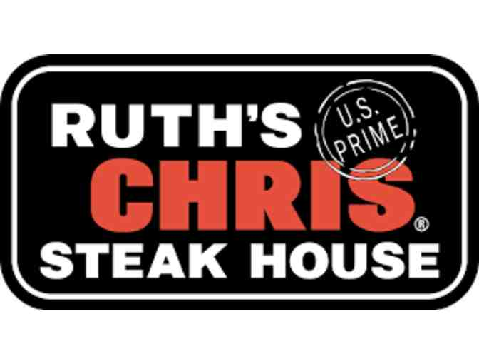Ruth's Chris Gift Certificate