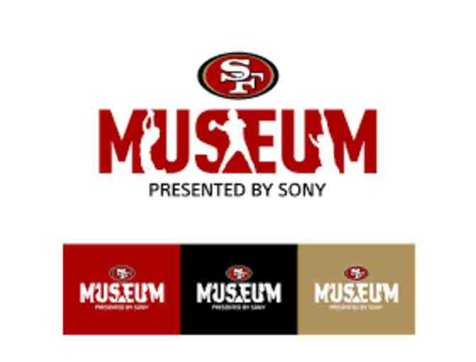 SF 49ers Museum, 2 tickets - Photo 1