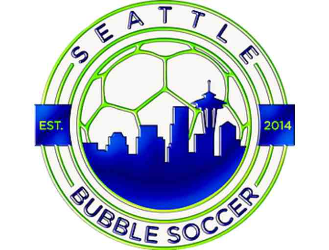 Seattle Bubble Soccer with Mr Colwell