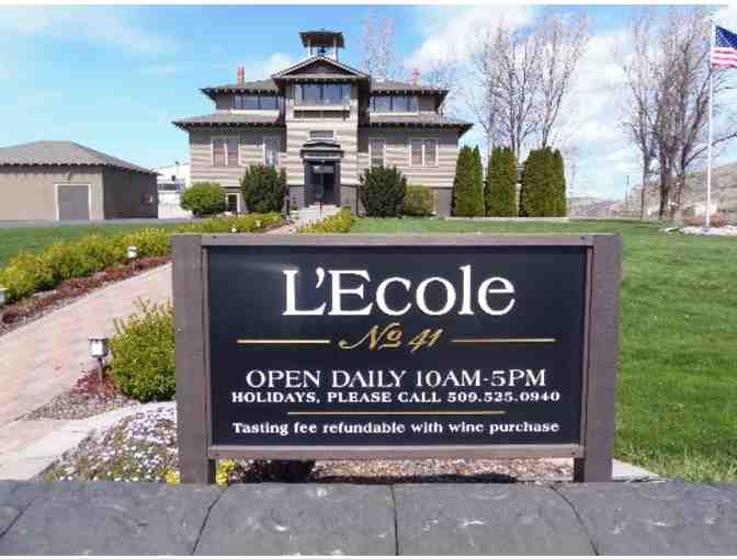 L'Ecole Winery - Tasting for Two