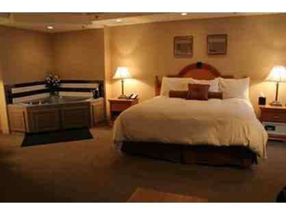 Ambassader Hotel ~ King Whirlpool Suite for One Romantic Evening