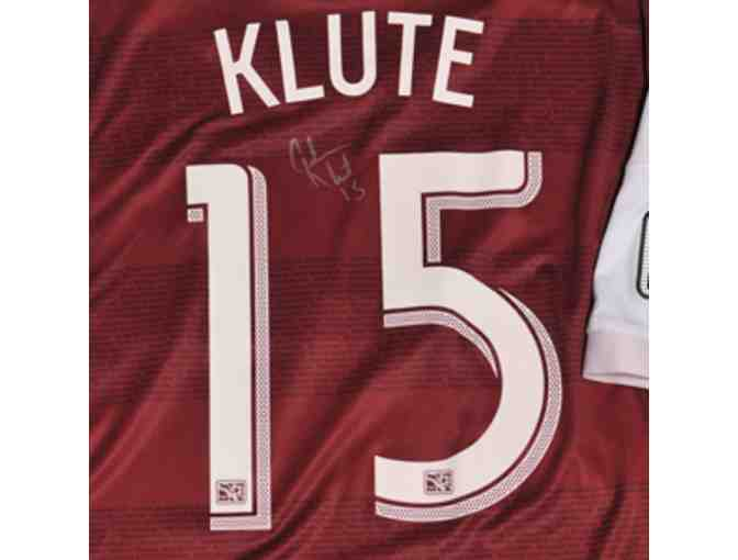 Chris Klute 'HelpColoradoNow.org' Rapids jersey