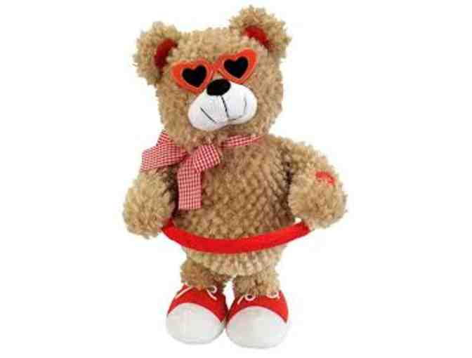 Chantilly Lane 'Sugar Pie Honey Bunch' Musical Bear