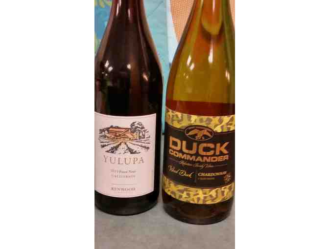Pick a wine...Pic-a-nic - courtesy of Alkies Liquors and Friends of the MMH Foundation